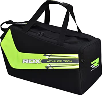 f70be4e5261b RDX Gym Holdall Gear Bag Shoulder Duffle Gear Kit Sports MMA Gymsacks  Rucksacks
