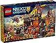 LEGO Nexo Knights 70323 - Set Costruzioni Il Palazzo Vulcanico Di Jestro