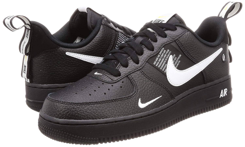 Amazon.com | Nike Air Force 1 07 Lv8 Utility Mens Aj7747-001 Size 12.5 | Basketball