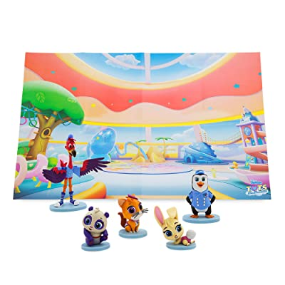 Disney T.O.T.S. Figure Play Set: Toys & Games