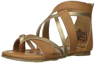 5353f834f1c Steve Madden Girls  THONORE Gladiator Sandal