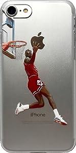 ECHC Favorite Basketball Player Hard Plastic iPhone Case (Jordan Reverse Dunk, iPhone 6 Plus)