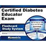 Certified Diabetes Educator Exam Flashcard Study System: CDE Test Practice Questions & Review for the Certified Diabetes Educator Exam (Cards)