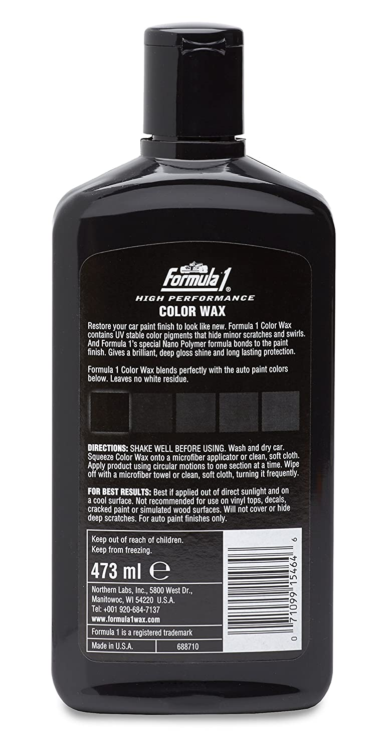Amazoncom Northern Labs Formula  Red Color Wax  Restores Color - Custom vinyl decal application fluid recipe