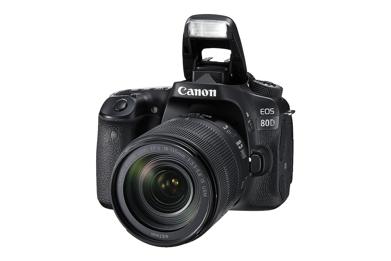 Canon EOS 80D Digital SLR Camera Kit Deal