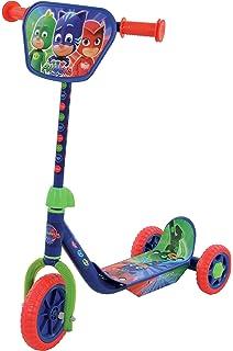 64fcd1f7737 PJ MASKS M14559 2-in-1 Training Bike, 10-Inch: Amazon.co.uk: Toys ...