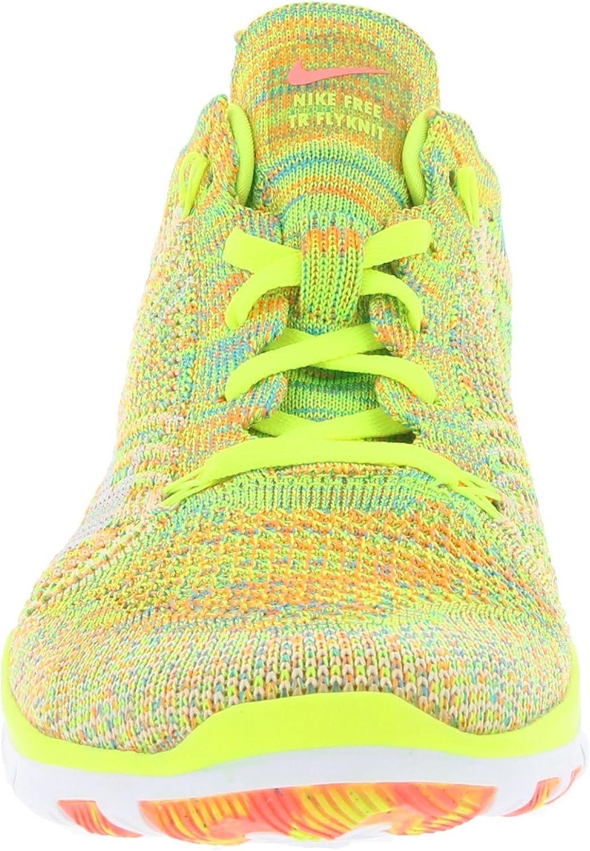 Nike Free TR Flyknit Wmns Zapatos para correr de las mujeres ...