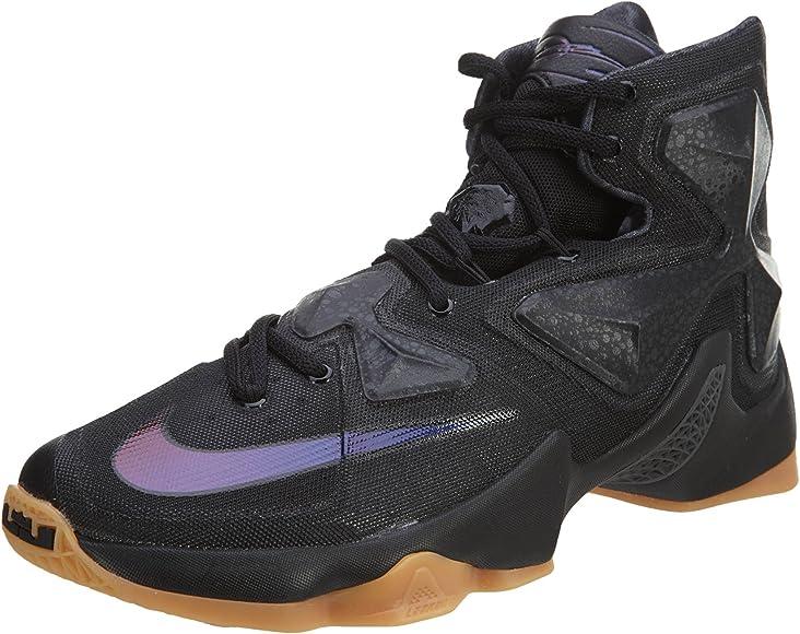 Lebron XIII Black Basketball Shoe