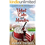 Velvet Cake and Murder (Sandy Bay Cozy Mystery Book 22)