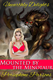 Mounted by the Minotaur (Monster Erotica) (Unearthly Delights Book 1) (English Edition)