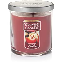 Yankee Candle Small Tumbler Jar Apple Pumpkin Scented Premium Paraffin Grade Candle Wax with up to 55 Hour Burn Time