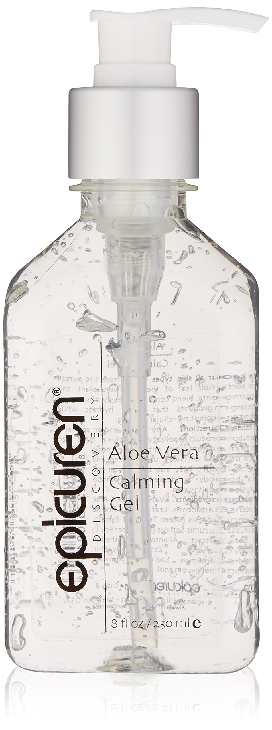 Epicuren Discovery Aloe Vera Calming Gel , 8 Fl oz by epicuren DISCOVERY