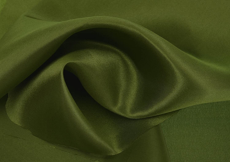Gorgeous Purple Silky Satin Fabric Material Wedding Dressmaking Crafts 1m X 1.5m