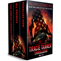Tracie Tanner Thrillers, Volume 1-3 (English Edition)