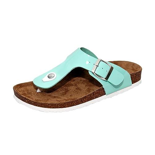 797031e841c783 WTW Womens Flip Flop Slide Sandal (5 B(M) US