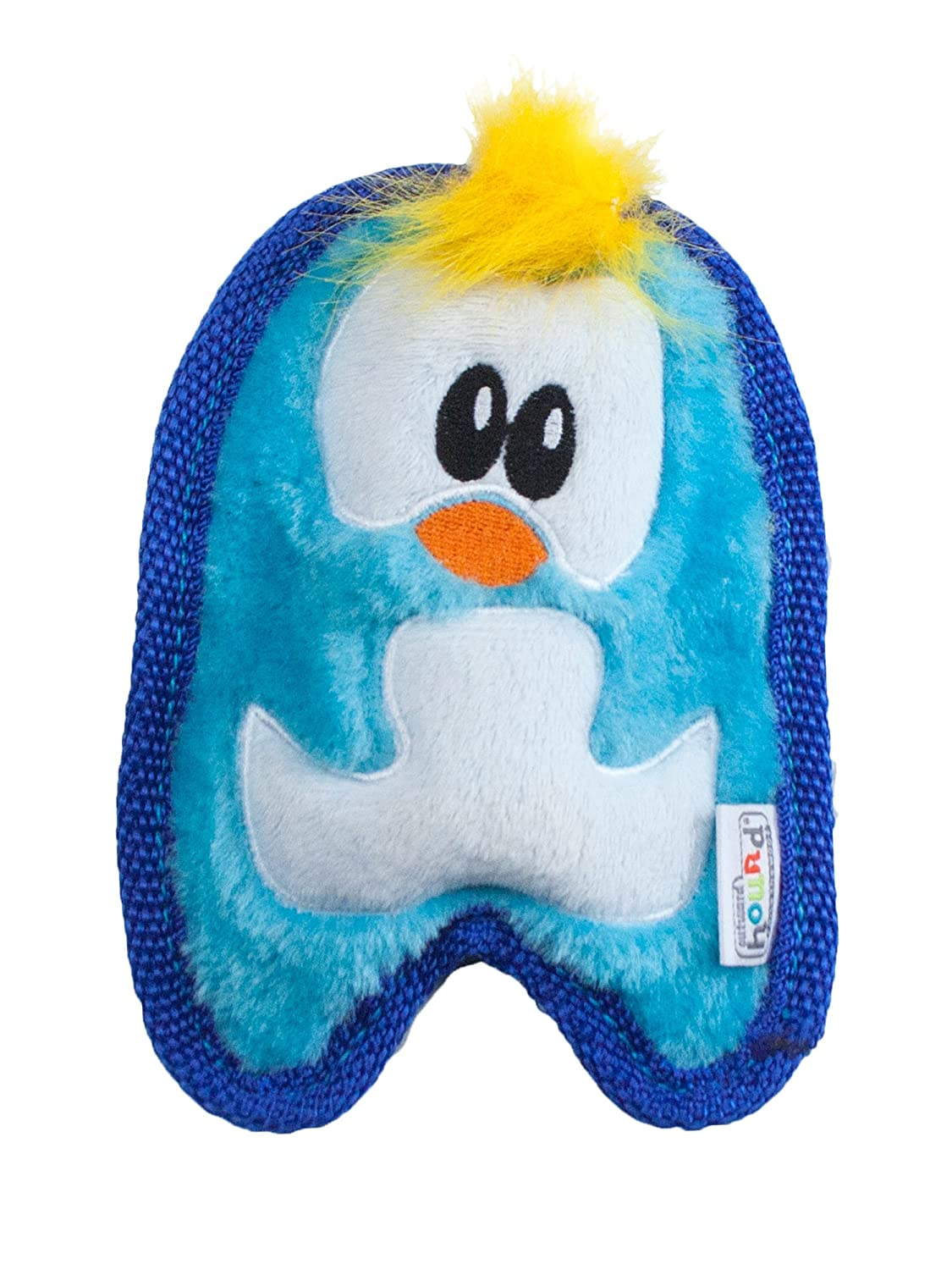 Outward Hound Invincibles Penguin Dog Squeaky Toy