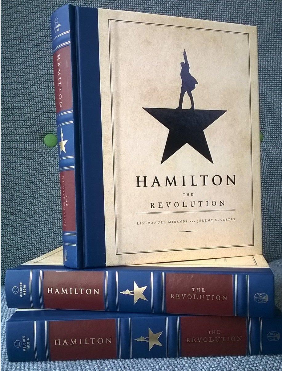 Hamilton: The Revolution: Amazon.es: Lin-Manuel Miranda ...
