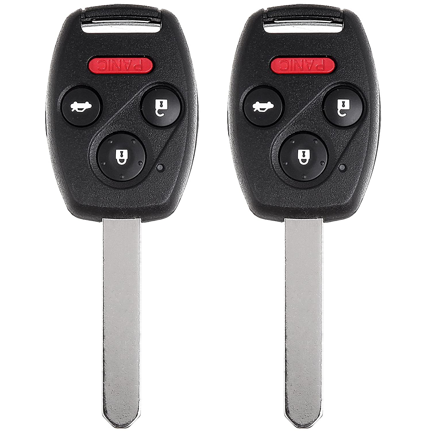SCITOO Ignition Key 2 New Replacement Uncut Ignition Key Keyless Entry Remote Fob 850G-G8D380HA