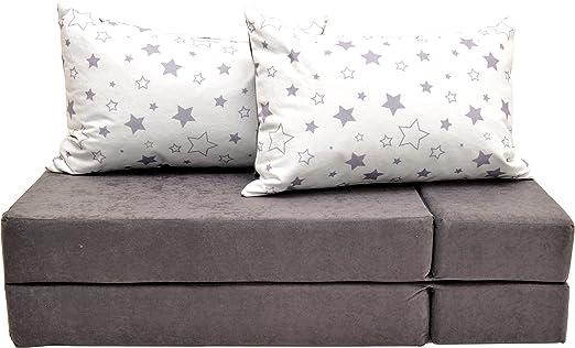 Welox ltd. Colchón de sofá de jardín Resistente al Agua fácil de almacenar: Amazon.es: Jardín