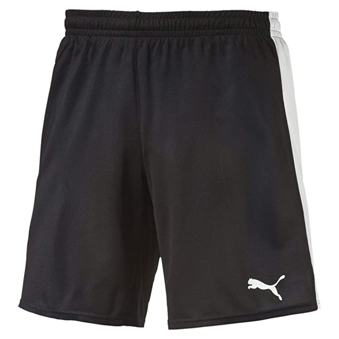 PUMA Herren Hose Pitch Shorts with Innerbrief
