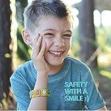 AllerMates Kids Medical Charm - Egg Children's