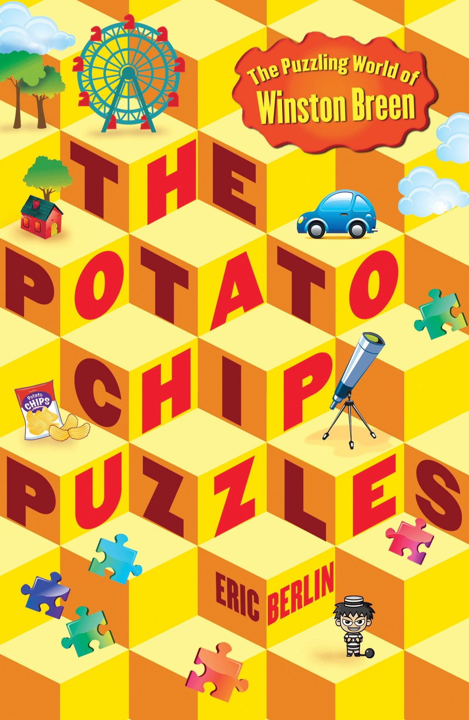 Download The Potato Chip Puzzles: The Puzzling World of Winston Breen pdf