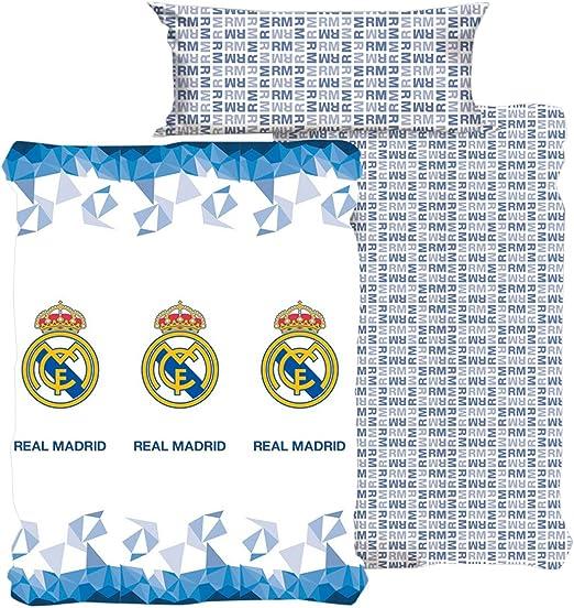 Gale Hayman Style Real Madrid Juego Sábanas, Algodón-Poliéster ...