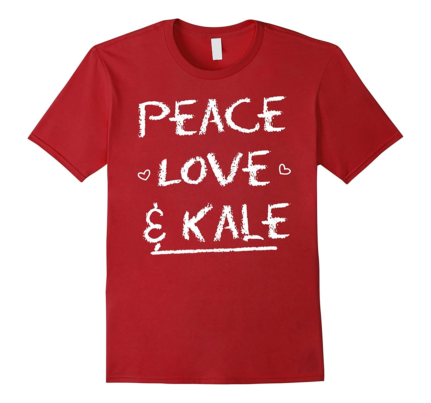 peace love and Kale tshirt for lover-Art