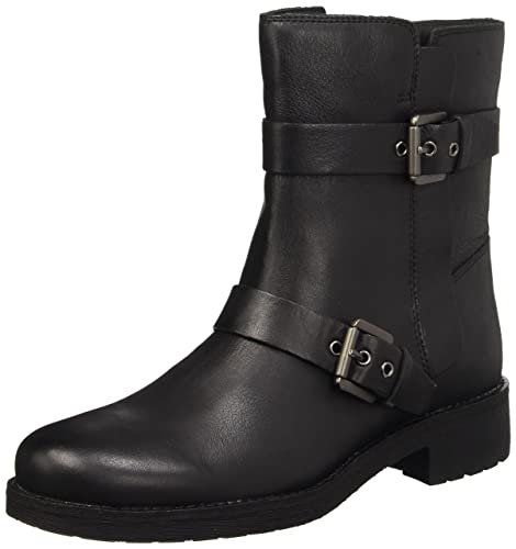 Womens D New Virna D Biker Boots Geox Free Shipping Wide Range Of oYpmcvDym