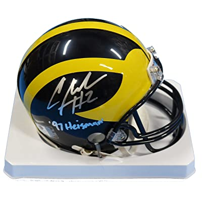 new arrival 6f885 44a8b Charles Woodson Michigan Wolverines Signed Autographed ...