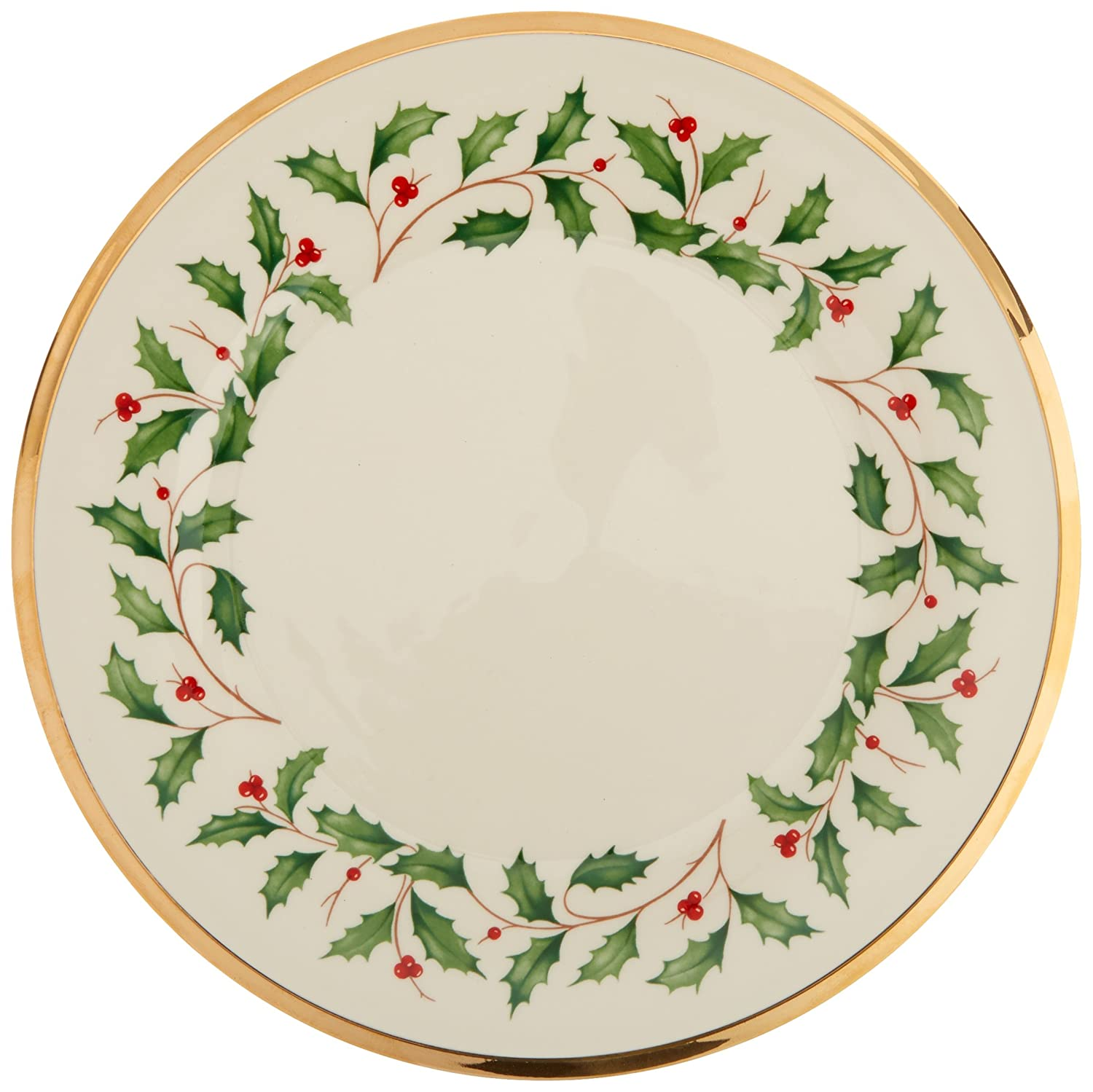 Lenox Holiday 12-Piece Dinnerware Set: Amazon.ca: Home & Kitchen