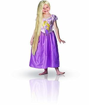 Rubbies France - Disfraz Rapunzel Enredados (Rapunzel) de niña a partir de 3 años