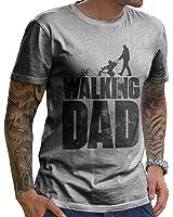 Stylotex Herren T-Shirt Basic The Walking dad