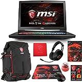 "MSI GT73VR TITAN-427 (i7-7820HK, 16GB RAM, 250GB NVMe SSD + 1TB HDD, NVIDIA GTX 1070 8GB, 17.3"" Full HD, 120Hz, Windows 10) VR Ready Gaming Notebook"