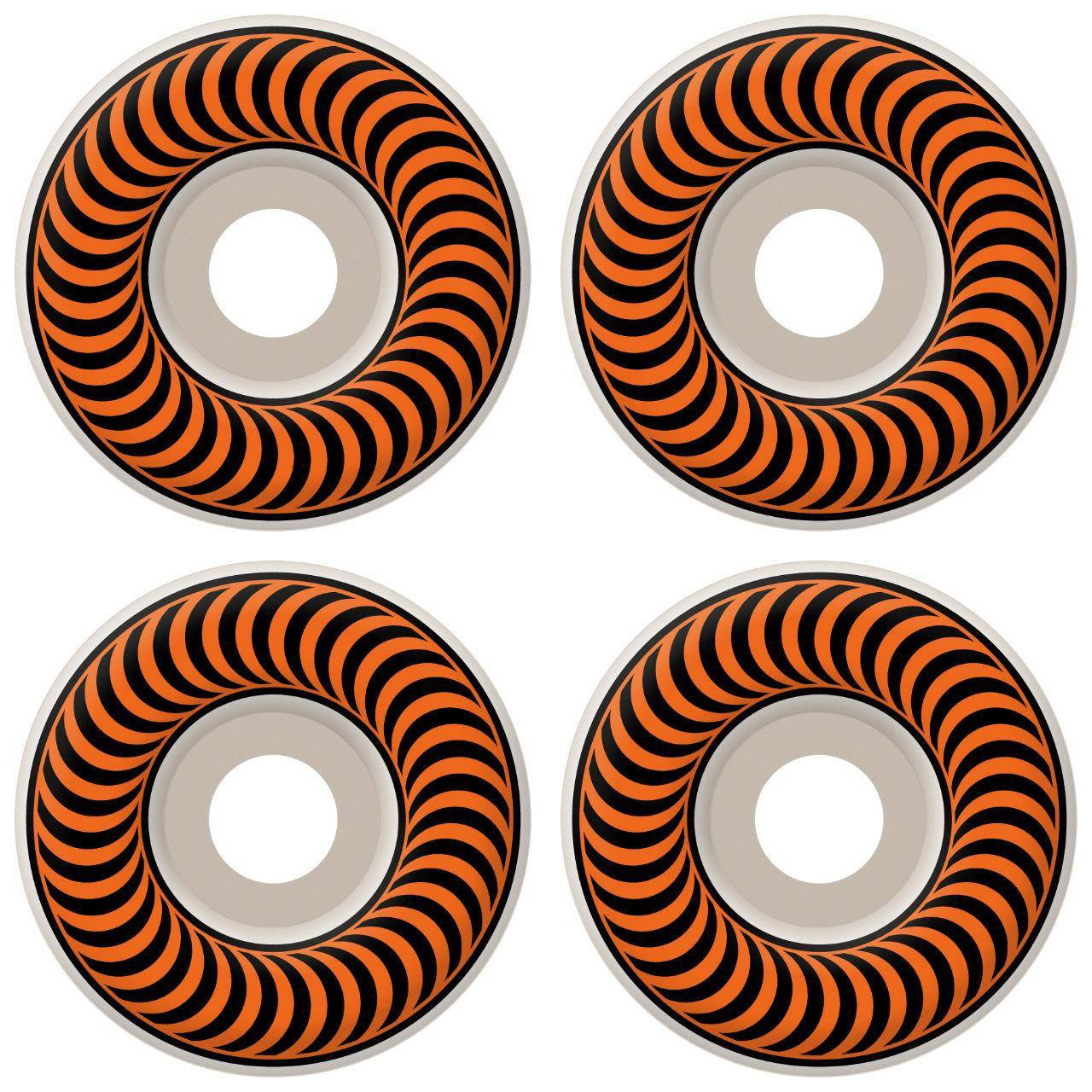 Spitfire Classic Series 53mm High Performance Skateboard Wheel (Set of 4) by Spitfire