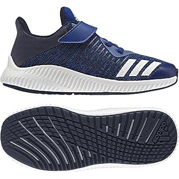 Adidas FortaRun El K- Zapatillas running para niños: Amazon.es: Deportes y aire libre