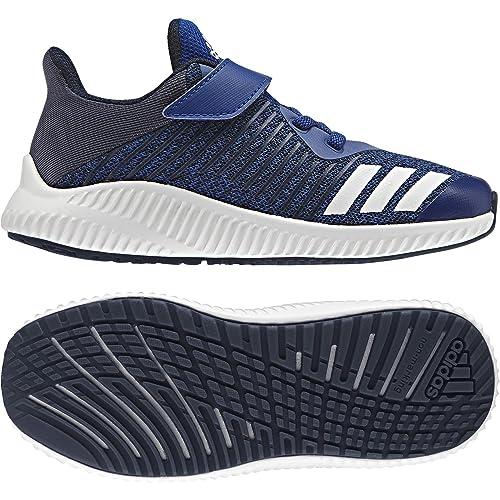 info for 8eca7 ac551 adidas Fortarun El K, Scarpe da Ginnastica Unisex - Bambini, Blu  (ReauniFtwblaMaruni), 31 EU Amazon.it Scarpe e borse