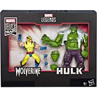 Marvel 80 Aniversario Comic The Incredible Hulk Action Figure