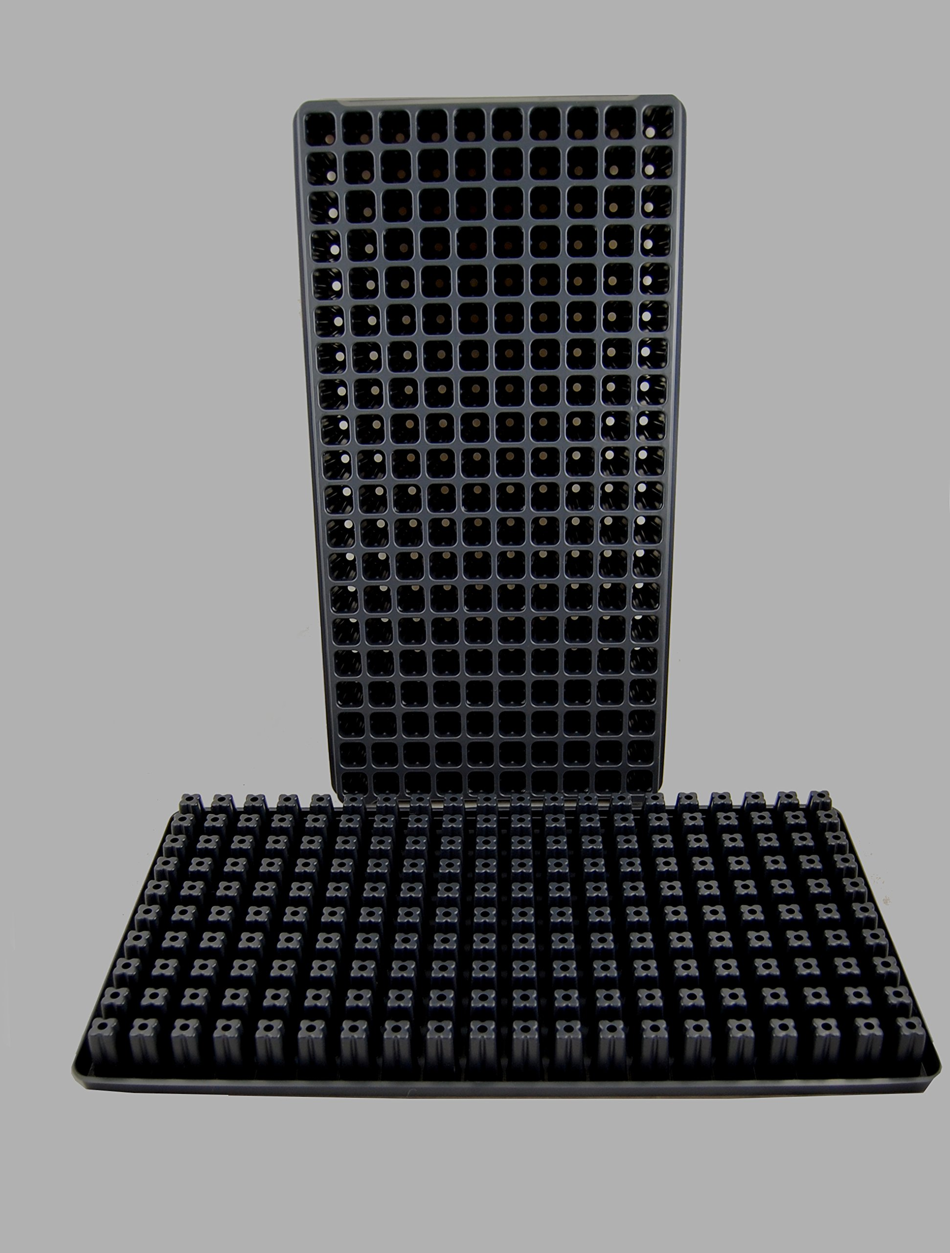 200 Plug Seed Trays for Seed Starting 5 Each By Growers Solution