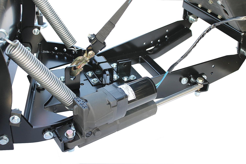 855d 825i 72 inch DENALI UTV Snow Plow Kit and Hydroturn for 2011-2015 Gator 625i
