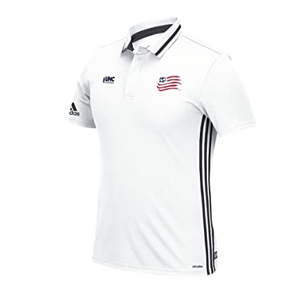 2d26dc7e9 adidas MLS New England Revolution Men s Sideline Team Polo