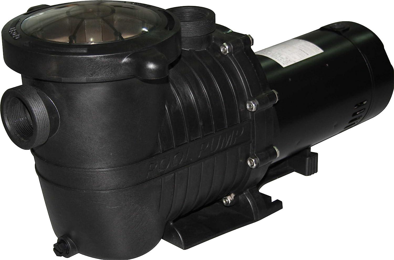 InGround Swimming Pool Pump - 2 Speed 1 HP-115V Energy Efficient