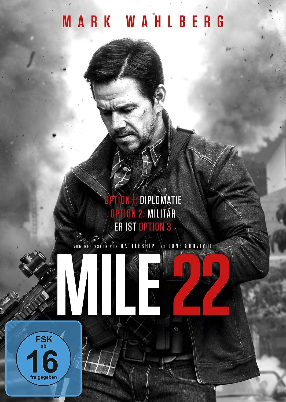 【映画感想】「マイル22 Mile 22 (2018)」- 飛び交う罵詈雑言が見もの?