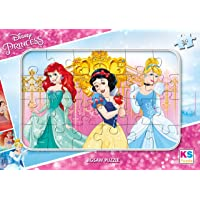 Princess - Frame Puzzle - Yapboz 24 Parça