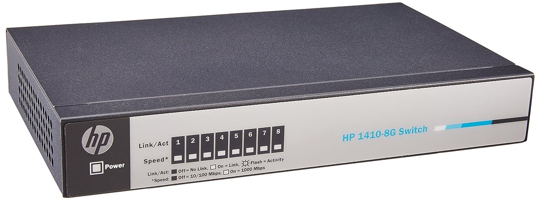Bardzo dobry Amazon.com: HP Procurve 1410-8G Gigabit Ethernet Switch (J9559A FS33