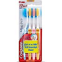 Colgate Mikro İnce Compact Diş Fırçası Yumuşak 4 Adet 1 Paket