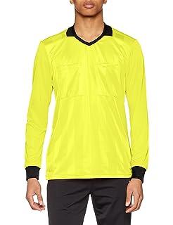 86d619d1d adidas Men's Referee 18 LS Referee Shirt, Men, Referee 18 LS: Amazon ...