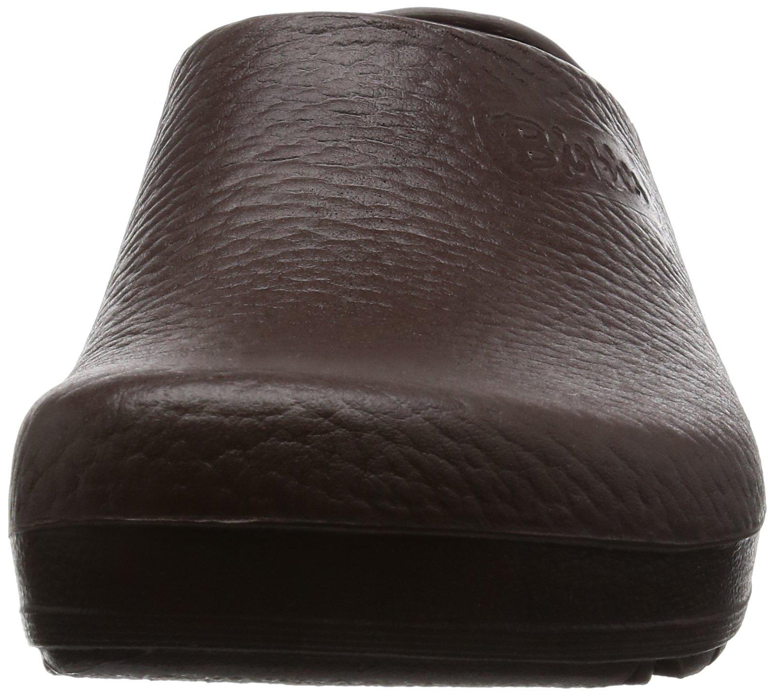 Birkenstock Men´s Profi-Birki Brown Alpro-Foam Sandals 40 EU (M7/L9 US) R 074061 by Birkenstock (Image #4)