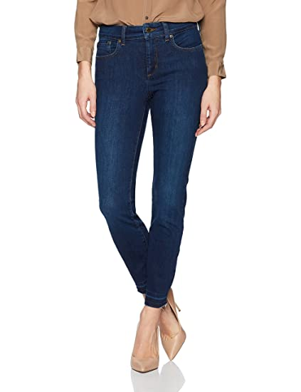 ee01a93a9dd NYDJ Women s Ami Skinny Ankle with Released Hem Jeans  Amazon.co.uk ...