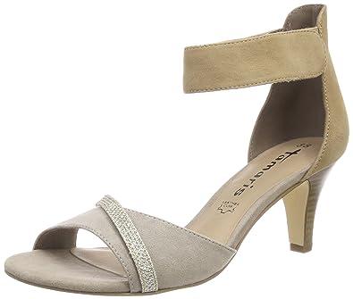 28305 Bride Tamaris Chaussures Cheville Sandales Femme xUwT4Oqwd